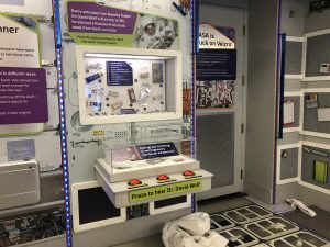 Visit a replica of the Space Station at the Indianapolis Children's Museum.