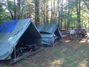 Spend a week at Scout camp doing fun activities!