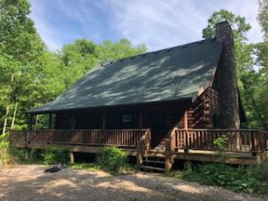 Cabin retreats at Hocking Hills